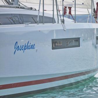 Jeanneau Sun Odyssey 410 vitorlásbérlés   Füredyacht Charter