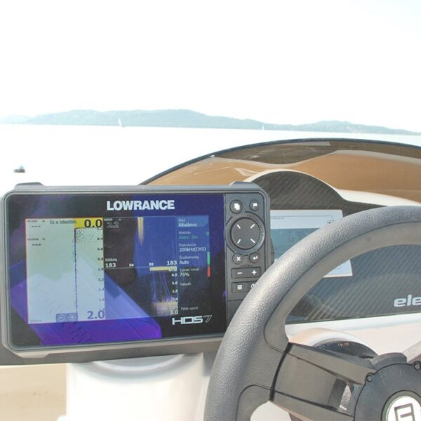 Bayliner E-Element XL e-hajó bérlés | Füredyacht Charter